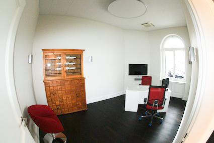 Der Anpassraum des Hörmax in Konstanz ist mit modernster Technik ausgestattetfür, damit Ihr individuelles Hörgerät perfekt angepasst werden kann.